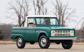 The '67 Ford Bronco Is Half The Cab, Twice The Fun | InsideHook 1996 Ford Bronco Trucks Pinterest Bronco And 4x4 Truck Muddy Rock Boulders Slips Falls Video 1979 4wheel Sclassic Car Suv Sales 1985 For Sale 2087460 Hemmings Motor News Traxxas Trx4 Rc Gear Patrol The Ford U14 Half Cab Pickup Truck 20 Price Specs Pictures Spied Release Test Mule 1967 Chad S Lmc Life 4xranger 1984 Ii Corral Fords Ranger Trucks Return To Us Starting In 2019