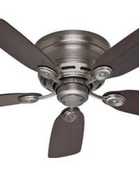 brushed nickel ceiling fans silver ceiling fans
