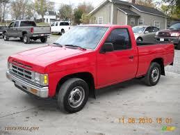 1991 Nissan Hardbody Truck Regular Cab In Aztec Red Photo #8 ...