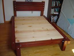 diy platform bed plans furniture queen size platform bed diy
