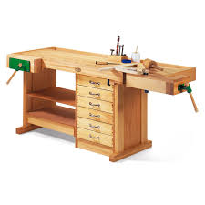 Woodworking Tools Uk by Wittmann Workbench Professional Edition With Solid Wood Drawers