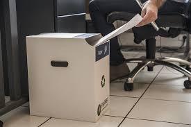 recyclage des papiers de bureau cap sur 2018 easyrecyclage