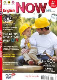 Abonnement English Now Abonnement Magazine Par Toutabocom
