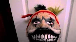 Spirit Halloween Animatronic Mask by American Horror Story Twisty The Clown Mask Spirit Halloween