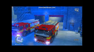 100 Gta Iv Fire Truck Mods GTA 4 British Scania Engine 2 Versions ELSH YouTube