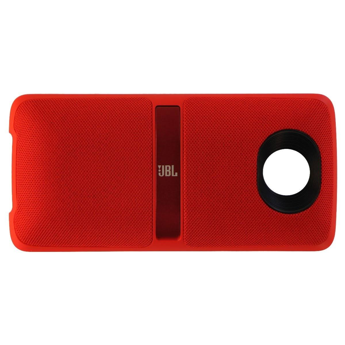 JBL SoundBoost2 Moto Mod, Red