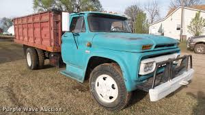 100 1966 Gmc Truck GMC 4000 Grain Truck Item DA2244 SOLD May 3 Ag Equ
