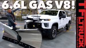 100 Chevy 2500 Truck Here Is How The 2020 Silverado HD Delivers The Torque To The Ground