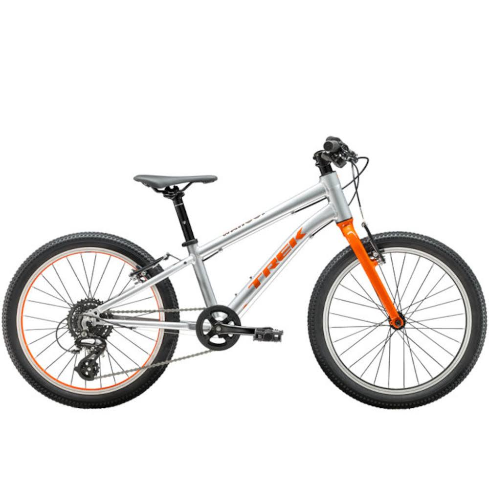 Trek Wahoo 20 Kids Bike 2020 Quicksilver/Roarange