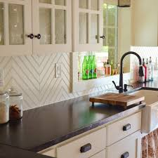 Ideas For Tile Backsplash In Kitchen 12 Awesome Backsplashes That Aren T Tile Family Handyman