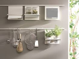 decoration mur cuisine rail mur cuisine kitchen rail mur et bloc