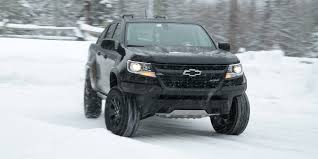 100 Souped Up Trucks Chevrolet Colorado ZR2 Review Colorado ZR2 OffRoader Tested