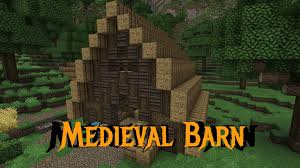 Minecraft - Gundahar Tutorials - Medieval Barn - YouTube Jgrtcnitfbnjt On Twitter Minecraft Tutorial How To Build A Minecraft Farm Idea Google Search Pinterest To A Horse Barn Youtube Part 1 Complex Small House Medieval Make Police Car Building House Modern In Youtube Arafen Gaming Xbox Xbox360 Pc House Home Creative Mode Mojang How Build Tutorial Easy Cow Gothic