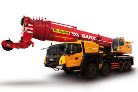 Excellent CE-certified Mobile Crane Performance For