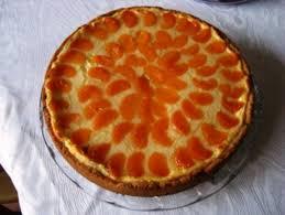 kuchen gedeckter schmandkuchen mit mandarinen