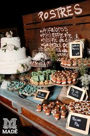 A Wedding Dessert Table Nobody Will Be Able To Resist