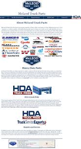 100 Hda Truck Pride Mcleod Parts Competitors Revenue And Employees Owler