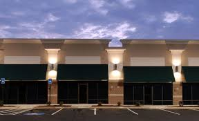 commercial exterior light fixtures