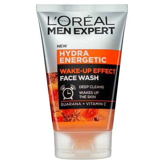 L'Oreal Men Expert Hydra Energetic Anti Fatigue Face Wash - 100ml