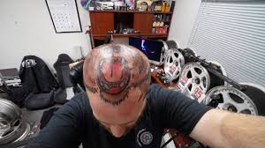 100 Semi Truck Tattoos GETTING MY HEAD TATTOO FINALLY