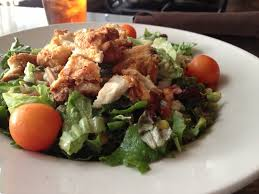 Oklahoma Pumpkin Patch Directory by Fried Chicken Chopped Salad At Iron Starr In Oklahoma City From