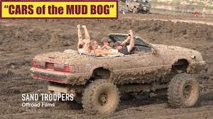 CARS Of The MUD BOG