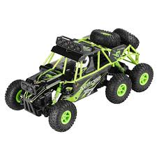 1:18 2.4 G 6 WD Off-road RC Racing Climbing Car | Toys & Games ...