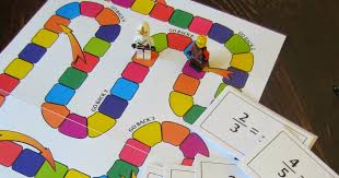 Relentlessly Fun Deceptively Educational Equivalent Fractions Missing Numerator Board Game