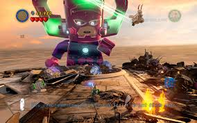 Lego Marvel That Sinking Feeling Minikit by The Good The Bad And The Hungry Minikit Sets Lego Marvel