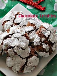 Our All Time Favorite Kitchen Chocolate Crinkles