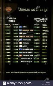 how do bureau de change bureau de change foreign exchange rates board uk