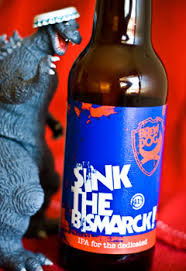 sink the bismarck review beer ein stein