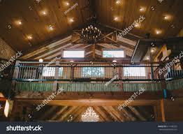 100 Wood Cielings Barn Wedding Venue Stunning Ceilings Stock Photo Edit