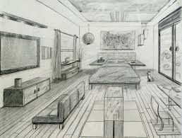 one point perspective by namora5 on deviantart perspektive