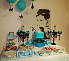 Breakfast At Tiffanys Housewarming Party Ideas