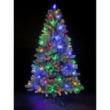 Pre Lit Pop Up Christmas Tree Uk by Snowtime Christmas Trees Beatiful Tree