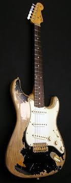 Fender John Mayer BLK1 Black 1 One Masterbuilt Stratocaster Cruz