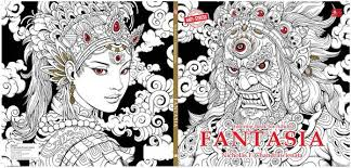 Dini P On Twitter Sneak Peek Coloring Book For Adults FANTASIA Nicholas Filbert Gramedia Dec 21 Rp98rb Gorgeous Cover Tco UO8ZEkMhaq