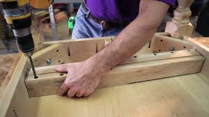 Dining Room Table Leaf Replacement by Installing And Using Table Slides Osborne Wood Products Youtube