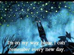 Enya My Way Home Lyrics