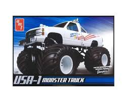 AMT 1/25 USA-1 4x4 Monster Truck Kit - PriceRiteMart 125 Amt Usa1 Monster Truck Richards Modelling World Kyosho Nitro Crusher 1794974181 Johnny Lightning Trucks Whosale Pre Orders By Case Begin How To Transport A Full Tilt Expo Trade Show Logistics Truck Photo Album Snap News 4x4 Official Site Nqd 110 Racing Rock Crawler Remote Control Toys Ebay Returnsto Jam All About Horse Power Micro Chevy Rccrawler