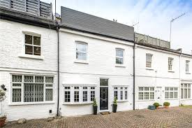 100 Houses In Hampstead 2 Bedroom Mews House Sold In Wavel Mews South