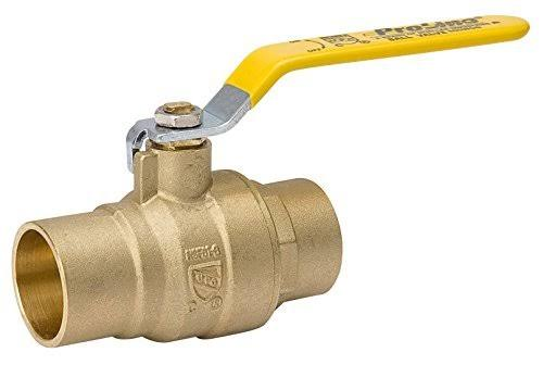 B & K Industries CXC Low Lead Ball Valve
