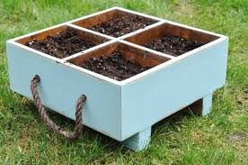 Milk Crate Planter 7