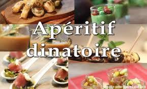 idée canapé apéro apéritif dinatoire pour diabétiques et recettes diététiques