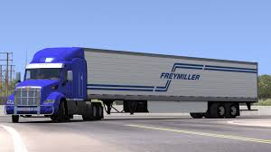 When Your Trailer Just Happens To Match The Truck : Trucksim Freymiller Inc Drive4freymiller Instagram Profile Instahucom Ok Trucking Best Image Truck Kusaboshicom Trucks On American Inrstates Oklahoma Motor Carrier 2nd Quarter 2017 By Truck Trailer Transport Express Freight Logistic Diesel Mack The Hightower Agency Freymiller_inc Twitter Tnsiams Most Teresting Flickr Photos Picssr A Leading Trucking Company Specializing In Cdllife Solo Company Driver Job And Get Paid Ma V152 Ats Mods Truck Simulator West Of Omaha Pt 18