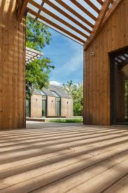 100 Modern Wooden House Design Open To Nature Outside Of Budapest