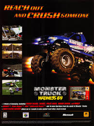 Old Game Mags — Monster Truck Madness 64. Yes, A Microsoft Game On... Monster Truck Madness 64 Juego Portable Para Pc Youtube Monster Truck Madness Details Launchbox Games Database Hot Wheels Jam 164 Assorted The Warehouse Boogey Van Trucks Wiki Fandom Powered By Wikia Manual Nintendo N64 Old School Gba Detective Comics 1937 1st Series 737 Comic Book Graded Cgc For 1999 Mobyrank Mobygames Retro City Posts Facebook Amazoncom Iron Outlaw Toys Game Fully Boxed Pal Images 2 Mod Db