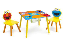 Sesame Street Storage Table And Chairs Set Toddler Table Chairs Set Peppa Pig Wooden Fniture W Builtin Storage 3piece Disney Minnie Mouse And What Fun Top Big Red Warehouse Build Learn Neighborhood Mega Bloks Sesame Street Cookie Monster Cot Quilt White Bedroom House Delta Ottoman Organizer 250 In X 170 310 Bird Lifesize Officially Licensed Removable Wall Decal Outdoor Joss Main Cool Baby Character 20 Inspirational Design For Elmo Chair With Extremely Rare Activity 2