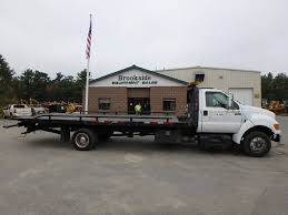 100 Ford Tow Trucks For Sale 2001 FORD F650 XLT SD Phillipston MA 5004627098